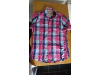 Mens Hollister Short sleeve shirt