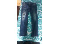 Dsquared Authentic Jeans