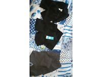 6 pairs boys School shorts 2pairs BNWT