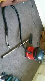 Numatic vacuum cleaner vgc