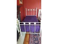 ***Pretty bed frame suitable for girl bedroom***single bed