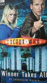 £3 Dr Who hardback as new condition