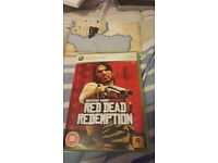 red dead redemption xbox 360 & xbox one