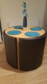 Space Saver Dining Table For Sale