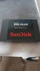 SanDisk solid state drive 120GB
