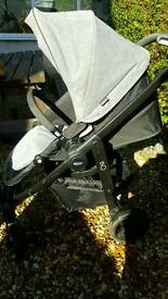 Pushchair graco evo