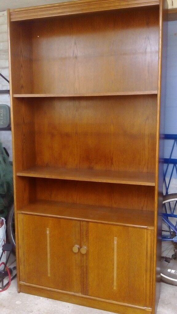 Standard Bookshelf Size Wall Unit