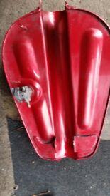 harley sportster petrol tank
