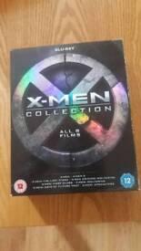 X-Men blue ray