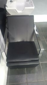 salon massage wash basin
