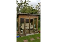 9ft x 6ft Summerhouse