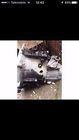 peugeot 208 gearbox
