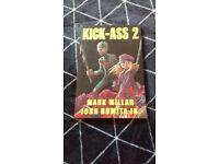 Kick Ass 2 graphic novel