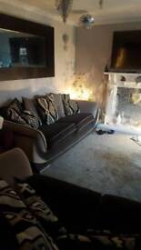 Chunky 3 + 2 sofa