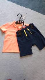 Brand new with tags 12-18mth set