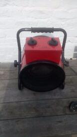 3kw Electric garage heater