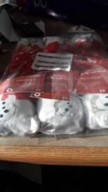 Christmas ments socks