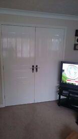 Double doors (internal)