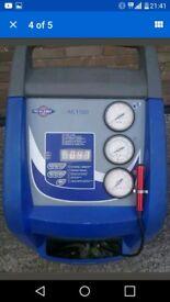 Air con machine Tecalemit 1500
