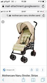Mothercare Stroller Pushchair
