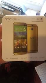 HTC One M8 new unlocked phone