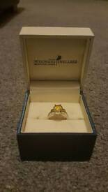 Citrene Dress Ring - Mint Condition - Size O