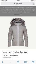 Women's sella jacket