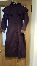 Target dry outback 2 full length coat (hyndland)