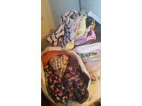 Huge bundle girls clothes next winter summer h&m