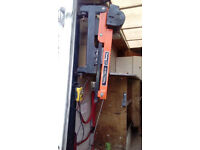 Electronic hoist, portable crane,engine hoist/lift 100kg max Garage,shed,truck, modify, engine build