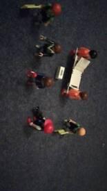 Playmobil football game set 4717