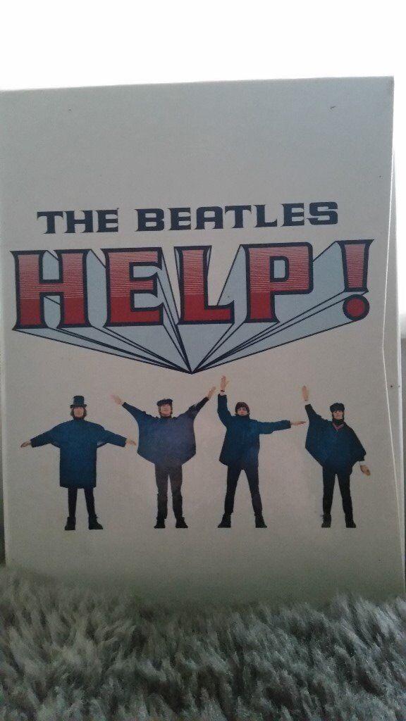 The Beatles Deluxe DVD Box Set