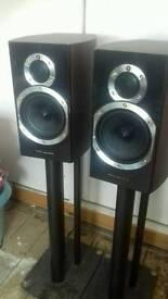 Wharfedale speakers 10.1