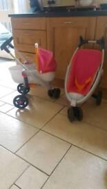 Toy buggy/pram