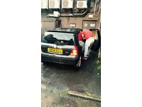 Black 04 plate Clio full log book and service history. No MOT