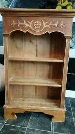 Book case pine