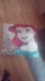 Disney Mermaid cushion