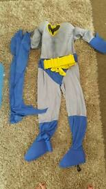 Boys Batman Outfit. Age 7-8