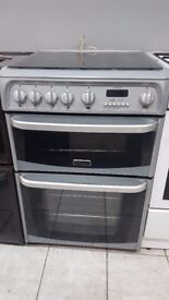 Cannon C60GCIS Twin Cavity Gas Cooker with 4 MONTHS WARRANTY