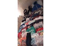 Bundle of boys clothes,6-7yrs,great condition