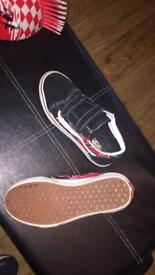 Vans trainers size uk 4