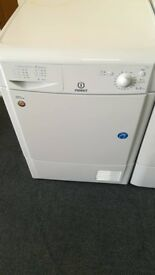 Indesit IDC8T3 8kg Condenser Dryer