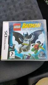 Lego Batman Nintendo DS.