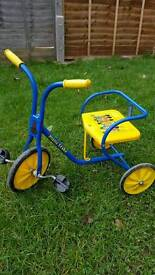 Vintage 1960's Raleigh Tricycle £20