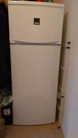 Fridge freezer and two wardrobes