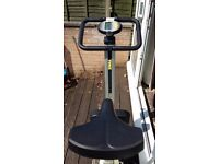 Exercise bike/ rowing machine (York 2 in 1 - old model)