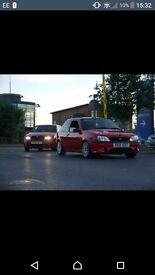 Ford fiesta zetec s spares or repairs