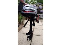 Outboard Engine - Mariner 3.5hp