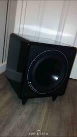 Hi fi speakers Cambridge audio, tannoy