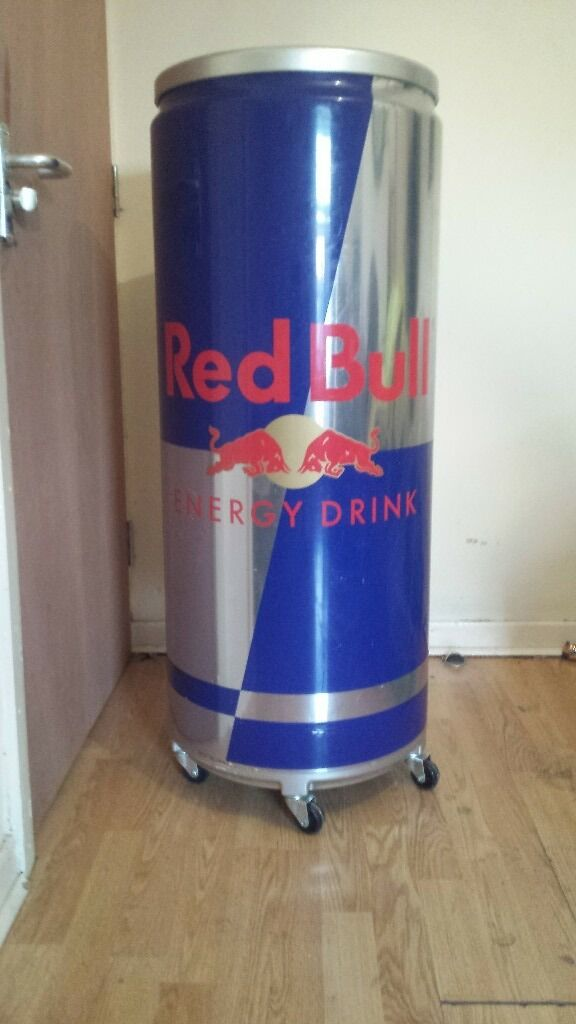 Red Bull Can Cooler V2 Recharge Eco In Cardiff City